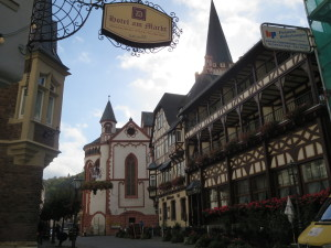 Bacharach, Germany.